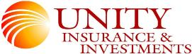 Unity and Insurance and Investments Logo