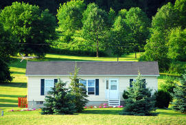 Mobile Home Insurance Manufactured Home in Country