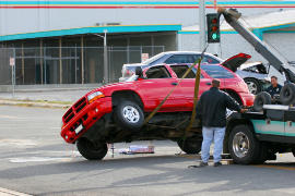 Insurance Claim Car Accident